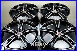 18 Drift Wheels Rims TL ILX Legend ES350 IS250 Avenger NX200T GS350 Flex 5x114.3