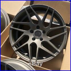 18x9 AodHan LS008 5x114.3 +30 Bronze Wheels (Used Set)