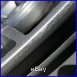 19x8.5 +35 AodHan LS002 5X114.3 +35 Matte Gun Metal Rims Wheels (Used Set)