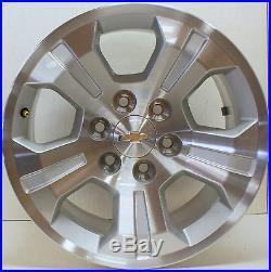 2014 Chevy Tahoe For Sale >> 2015 Chevy Silverado Tahoe Suburban 18 Z71 OEM Factory GM ...