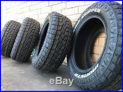 265/60/18 Monsta All Terrain Brand New Tyres X 4