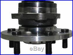 (2) Front Wheel Bearing & Hub 1988 1994 Chevy GMC K1500 K2500 Yukon 6-Lug 4WD