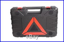 3 Ton 12V Electric Scissor Car Jack + Electric Impact Wrench
