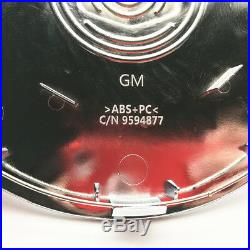 4PC SET Custom 2003-2006 Escalade ESV EXT Chrome center cap hubcap For Cadillac