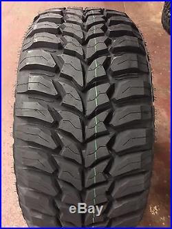 Best Tire Prices >> 4 NEW 33 12.50 20 Crosswind MT 10 Ply 1250R20 33×12.50R20 ...