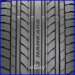 4 New 205/40-17 Nankang Noble Sport Ns-20 40r R17 Tires 10540