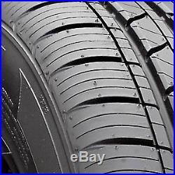 4 New 215/55-16 Milestar Ms932 Sport 55r R16 Tires