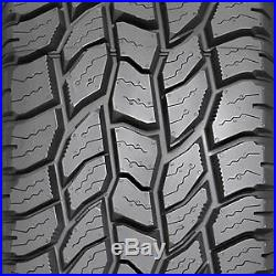 4 New P245/75-16 Cooper Discoverer At3 75r R16 Tires