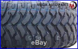 4 X New RBP Repulsor M/T 35X12.50R18LT 123Q 10Ply All Terrain Mud Tires MT