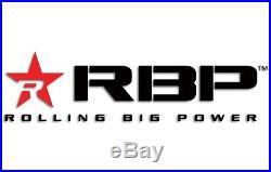 4 X New RBP Repulsor M/T 37X13.50R22LT 123Q 10Ply All Terrain Mud Tires MT