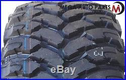 4 X New RBP Repulsor M/T LT285/65R18 125/122Q All Terrain Mud Tires MT