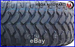 4 X New RBP Repulsor M/T LT285/70R17 121/118Q 8Ply All Terrain Mud Tires MT