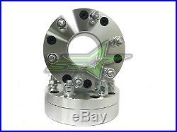 5x5 To 6x5.5 Hubcentric Wheel Adapters 2 Chevy 5 Lug To 6 Lug Chevy GMC Wheel