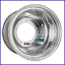 DWT Polished Aluminum VW Rear Wheel 15x10 12mm 2+8 Dune Buggy Sandrail