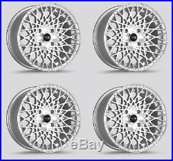 Drag DR-65 Wheels 15x7.5 4x100 Machined Rims For Civic EG EK Crx Del Sol Integra