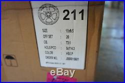 For 350z r34 v35 300zx Z32 fd3s rx7 s15 s13 180sx JDM 18 5spoke Style wheels
