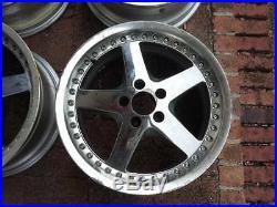 JDM 18 Work Equip 05 wheels rims pcd114.3x5 is250 gs400 ls400 r32 rx7