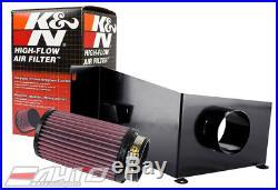 MEGAN Air Intake Heat Shield + K&N Filter for Mini Cooper S 02-06 R52 R53 1.6 SC