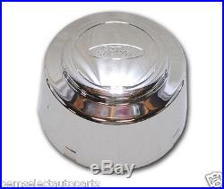 OEM NEW Ford E-250, E-350 Alum. Wheel Center Cap REAR Chrome Plastic Hub