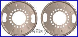 Pair of 22.5 Drive Axle Wheel Balancer Centramatic 600-640 Balancer