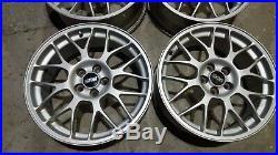 Subaru BBS STI Forged Wheel Rims R17 ET+48 5x100 RG345 JDM Rare Set Brembo OK