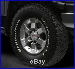 Toyota Tacoma 4x4 & PreRunner 1995-2020 TRD 16 Silver Alloy Rims Set OEM NEW